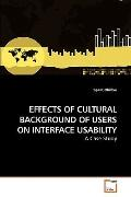 Effects of Cultural Background of Users on Interface Usability