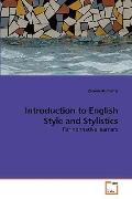 Introduction to English Style and Stylistics: For nonnative learners