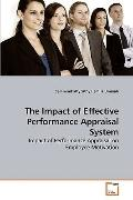 Impact of Effective Performance Appraisal System