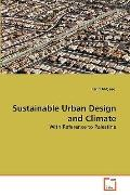 Sustainable Urban Design and Climate