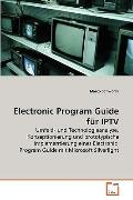 Electronic Program Guide Für Iptv