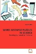 Word Juxtapoz Puzzles in Science