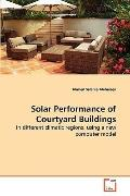 Solar Performance of Courtyard Buildings