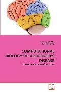 Computational Biology of Alzheimer's Disease