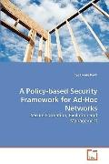 Policy-Based Security Framework for Ad-Hoc Networks