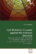 Carl Mcintire's Crusade Against the Fairness Doctrine