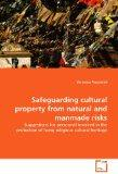 Safeguarding cultural property from natural and manmade risks: Suggestions for personnel inv...