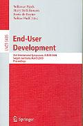 End User Development: 2nd International Symposium, IS-EUD 2009, Siegen, Germany, March 2-4, ...