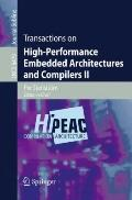 Transactions on High-Performance Embedded Architectures and Compilers II