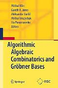 Algorithmic Algebraic Combinatorics and Grbner Bases