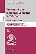 Universal Access in Human-Computer Interaction. Addressing Diversity: 5th International Conf...