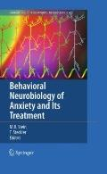 Behavioral Neurobiology of Anxiety and Its Treatment (Current Topics in Behavioral Neuroscie...