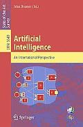 Artificial Intelligence: An International Perspective (Lecture Notes in Computer Science / L...