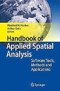 Handbook of Applied Spatial Analysis: Software Tools, Methods and Applications