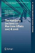 The Hamburg Lectures on Maritime Affairs 2007 & 2008 (Hamburg Studies on Maritime Affairs)