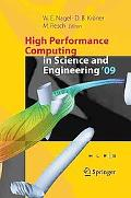 High Performance Computing in Science and Engineering '09: Transactions of the High Performa...