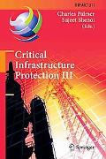 Critical Infrastructure Protection III: Third IFIP WG 11.10 International Conference, Hanove...