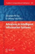 Advances in Intelligent Information Systems (Studies in Computational Intelligence)
