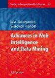 Advances in Web Intelligence and Data Mining (Studies in Computational Intelligence)