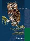 Owls (Strigiformes): Annotated and Illustrated Checklist (English and German Edition)