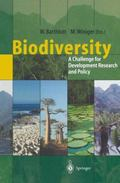 Biodiversity : A Challenge for Development Research and Policy