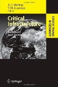 Critical Infrastructure: Reliability and Vulnerability (Advances in Spatial Science)