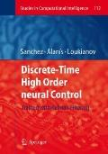 Discrete-Time High Order Neural Control: Trained with Kalman Filtering (Studies in Computati...