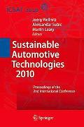 Sustainable Automotive Technologies 2010: Proceedings of the 2nd International Conference
