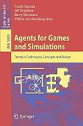Agents for Games and Simulations: Trends in Techniques, Concepts and Design (Lecture Notes i...