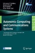 Autonomic Computing and Communications Systems: Third International ICST Conference, Autonom...