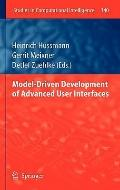 Model-Driven Development of Advanced User Interfaces