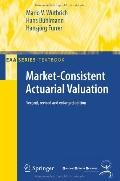 Market-Consistent Actuarial Valuation