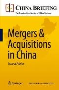 Mergers and Acquisitions in China
