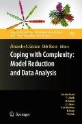 Coping with Complexity: Model Reduction and Data Analysis : Model Reduction and Data Analysis