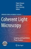 Coherent Light Microscopy : Imaging and Quantitative Phase Analysis