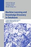 Machine Learning and Knowledge Discovery in Databases : European Conference, ECML PKDD 2010,...