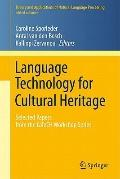 Language Technology for Cultural Heritage : Selected Papers from the LaTeCH Workshop Series