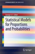 Statistical Models for Proportions and Probabilities