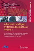 Advances in Intelligent Systems and Applications - Volume 1 : Proceedings of the Internation...