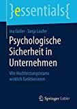 Psychologische Sicherheit in Unternehmen: Wie Hochleistungsteams wirklich funktionieren (ess...