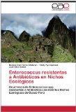 Enterococcus resistentes a Antibiticos en Nichos Ecolgicos: Ocurrencia de Enterococcus spp. ...