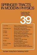 Electron and Photon Interactions at High Energies (Springer Tracts in Modern Physics)