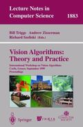 Vision Algorithms : Theory and Practice