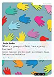 What Is a Group and How Does a Group Function? Group Dynamics and the Model According to Bru...
