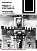 Komplexitat Und Widerspruch in Der Architektur