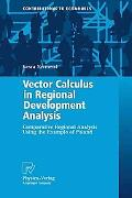 Vector Calculus In Regional Development Analysis