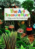 Art Treasure Hunt : I Spy with My Little Eye