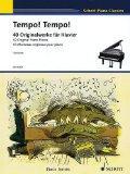 Tempo! Tempo! 40 Original Piano Pieces