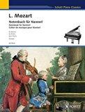 Notebook for Nannerl: Piano (Schott Piano Classics)