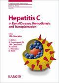 Hepatitis C in Renal Disease, Hemodialysis, and Transplantation